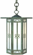 Arroyo Craftsman LIH-11 Lily Craftsman Outdoor Hanging Pendant Light - 11 inches wide
