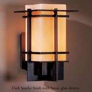 Hubbardton Forge 30-6001 Tourou Outdoor Small Uplight Sconce