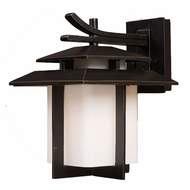 ELK 42171-1 Kanso Asian Outdoor 10 inch Wall Sconce