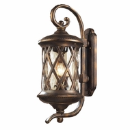 ELK 42032-3 Barrington Gate 28 inch Outdoor Wall Lantern