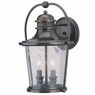 Troy B2032EB Guild Hall Medium Outdoor Wall Sconce