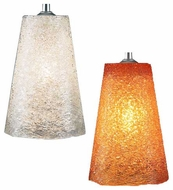 Bruck Bling II Low Voltage Textured Pendant