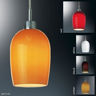 Bruck Queeny I Pendant - Glossy Shade