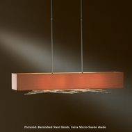 Hubbardton Forge 13-7660 Brindille 42 Inch Long Adjustable Pendant Hanging Light - Wrought Iron