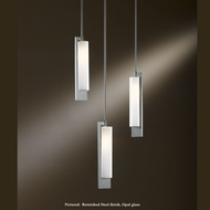 Hubbardton Forge 18-640 Axis Adjustable 13 Inch Tall Hanging Light Fixture