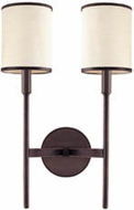 Hudson Valley 622 Aberdeen Contemporary 2 Light Wall Sconce
