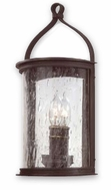 Troy B9471FBK Scarsdale Traditional Outdoor Wall Sconce - 7 inches wide
