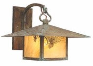 Arroyo Craftsman MB-17 Monterey Craftsman Outdoor Wall Sconce - 17 inches wide