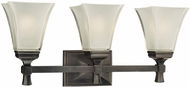 Hudson Valley 1173 Kirkland Contemporary 3 Light Bathroom Fixture
