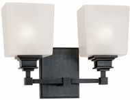 Hudson Valley 1952 Berwick Contemporary 2 Light Bathroom Fixture
