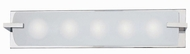 Sonneman 3795 Edge 30 inch Modern Vanity Light