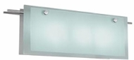 Sonneman 3205 Suspended Glass Contemporary 18 inch Bathroom Fixture