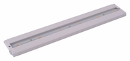 Maxim 89942WT CounterMax MX-L-LPC LED White 18 Inch Long Undercabinet Light