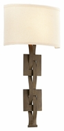 Troy B3585 Jensen 21 Inch Tall Danish Bronze Finish Modern Bathroom Vanity Lighting