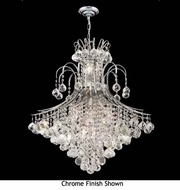 Worldwide 83040 Worldwide 15-light Crystal Style Chandelier Pendant