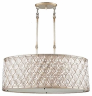 Feiss F25693BUS Lucia Large Pendant Light