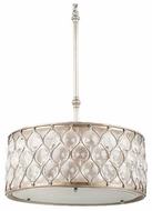 Feiss F25683BUS Lucia Small Pendant Light