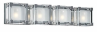 PLC 18144 Corteo Contemporary 4 Light Vanity Light