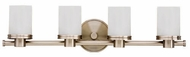 Hudson Valley 2054 Southport 4 Light Contemporary Bathroom Fixture