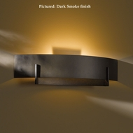 Hubbardton Forge 20-6403 Axis Halogen 17 Inch Wide Direct Wire Sconce