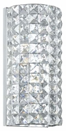 Crystorama 802 Chelsea Flush Wall Sconce