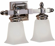 Hudson Valley 2822 Cumberland Dual Vanity Lighting Fixture