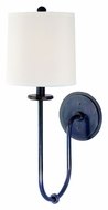 Hudson Valley 511-OB Jericho Old Bronze Finish 20 Inch Tall Transitional Wall Sconce Lighting