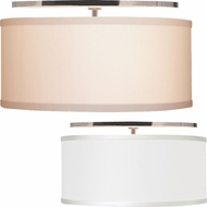 Tech 700TDMULFMS 2 Thousand Degrees Mulberry Small Modern Ceiling Lamp, Line Voltage