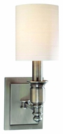Hudson Valley 7501 Whitney 13 Inch Tall Transitional Wall Light Sconce With Multiple Finishes