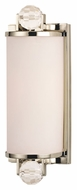 Hudson Valley 491 Prescott Small Cylinder 12 Inch Long Wall Sconce