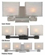 Hudson Valley Hartsdale Contemporary Style Vanity Light