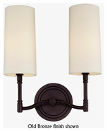 Hudson Valley 362 Dillon 2-Lamp Contemporary Wall Sconce
