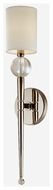 Hudson Valley 8421PN Rockland 1-Lamp Wall Sconce