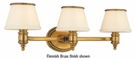 Hudson Valley 4943 Richmond 3-Lamp Vanity Light