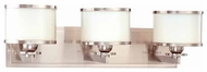 Hudson Valley 6103 Basking Ridge Modern 3-Lamp Vanity Light