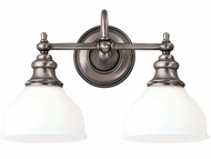Hudson Valley 5902 Sutton 16.25 Inch 2 Light Wall Sconce