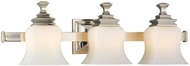 Hudson Valley 5503 Wilton 3 Light Bath Fixture