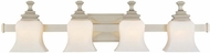 Hudson Valley 5504 Wilton 4 Light Bath Fixture