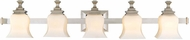 Hudson Valley 5505 Wilton 5 Light Bath Fixture