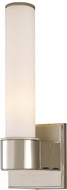 Hudson Valley 1261 Mill Valley Modern 1 Light Wall Sconce
