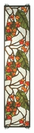 Meyda Tiffany 35971 Bittersweet 42 Inch Tall Stained Glass Window Wall D�cor