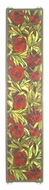 Meyda Tiffany 36003 Peony Tiffany Stained Glass 42 Inch Tall Rectangular Wall D�cor