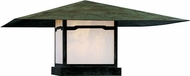 Arroyo Craftsman MC-36 Monterey Craftsman Outdoor Pier Mount - 36 inches wide