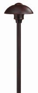 Hinkley 1544SC Small Ellipse Southern Clay Adjustable Height Post Lighting
