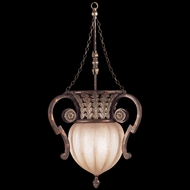 Fine Art Lamps 836542 Stile Bellagio Large 2-light Antique Pendant Hanging Light