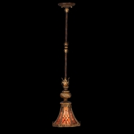 Fine Art Lamps 236940 Villa 1919 Rustic Mini Pendant Lighting