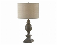 Kenroy Home 32098DW Andover Driftwood Finish 29 Inch Tall Traditional Table Lamp