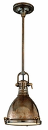 Hudson Valley 2211 Pelham 10.5 inches wide Industrial Pendant Light