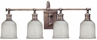 Hudson Valley 1974 Keswick 4 Light Bathroom Fixture