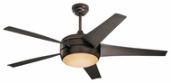 Emerson Ceiling Fans CF955ORB Midway EcoMotor Contemporary Downlight Ceiling Fan in Oil Rubbed Bronze